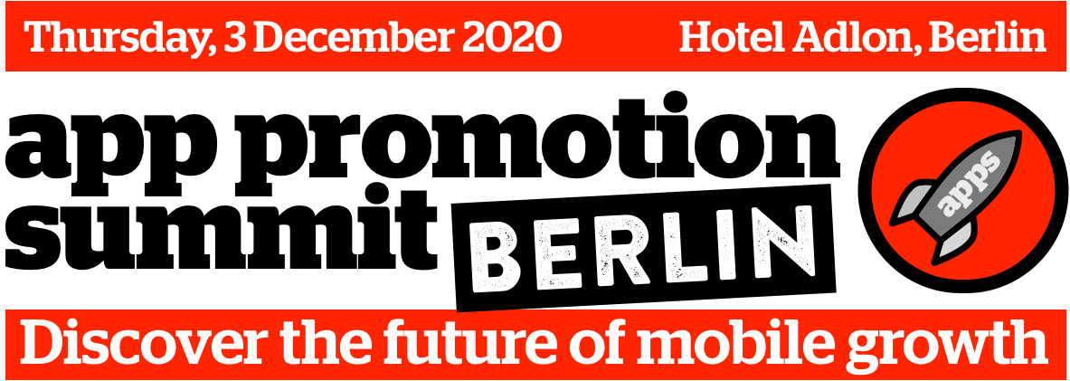 App Promotion Summit Berlin