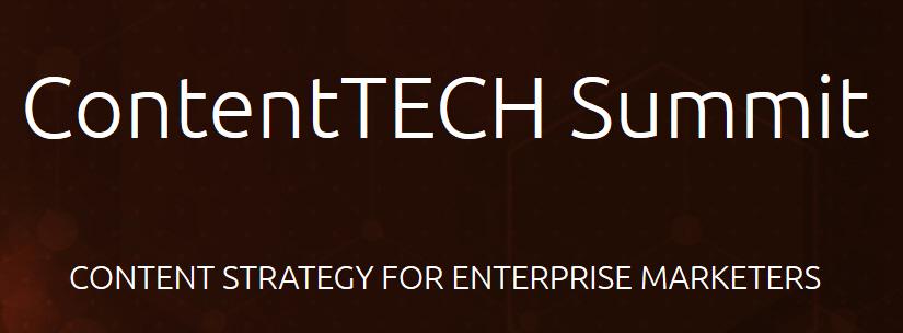 ContentTECH Summit 2020