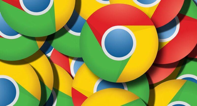google-chrome-fast page label