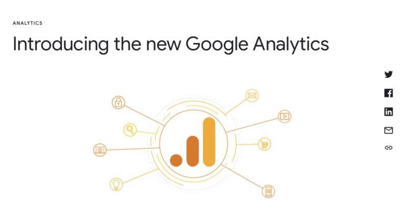 Durch ein Update wird Google Analytics an die datenschutzrechtlichen Veränderungen angepasst und gibt durch Daten aus verschiedenen Kanälen einen Überblick über den ganzen Kundenzyklus - von der Akquise über den Kauf bis hin zur Kundenbindung.