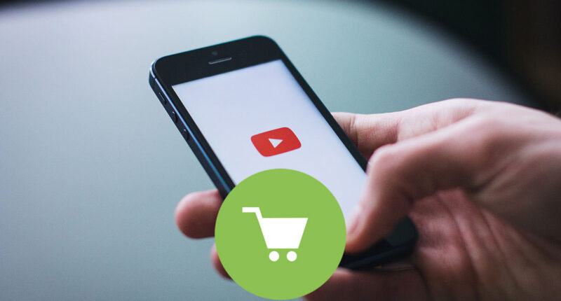 Youtube Shop Integration